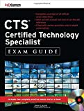 img - for CTS Certified Technology Specialist Exam Guide by Laurik, Sven, International, InfoComm(June 6, 2011) Hardcover book / textbook / text book
