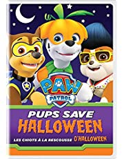 PAW Patrol: Pups Save Halloween [DVD]
