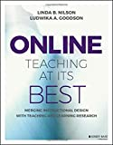img - for Online Teaching at Its Best: Merging Instructional Design with Teaching and Learning Research book / textbook / text book