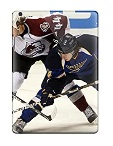 Brandy K. Fountain's Shop Hot st/louis/blues hockey nhl louis blues (12) NHL Sports & Colleges fashionable iPad Air cases