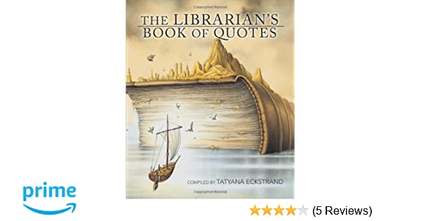Amazon The Librarian's Book Of Quotes 60 Tatyana Magnificent Vikings Sailors Quotes