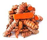 Fresh Wild Turmeric from Fiji by NINESHANI 1LB (1)