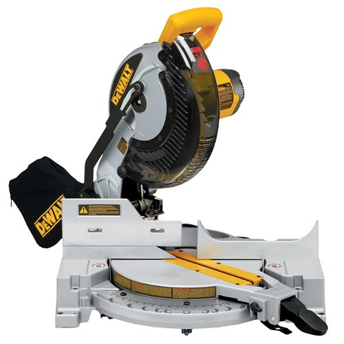 DEWALT DW713R Heavy-Duty 10-Inch Compound Miter Saw (Certified Refurbished)