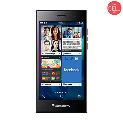 BlackBerry Leap Factory Unlocked Shadow Grey STR100-2 by BlackBerry