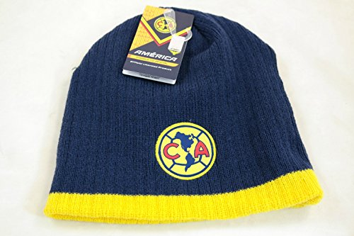 CA Club America Authentic Official Licensed Product Soccer Beanie - 008 by RHINOXGROUP