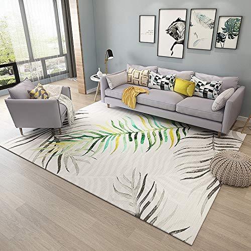 MUMA カーペットの床のマット現代のシンプルさのリビングルームダニクラフト - マルチスタイル/マルチサイズオプション (色 : AVW, サイズ さいず : 140*200cm) B07P12R6ZF AVW 140*200cm