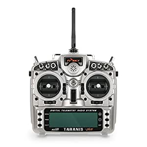 FrSky Taranis X9D plus 16-channel 2.4ghz ACCST Radio Transmitter (mode 2)with X8R