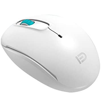 b95be6d6301 Forter M510 Wireless Mouse Mice,2.4G Nano Receiver Mute Gaming Mouse 1600  DPI 3