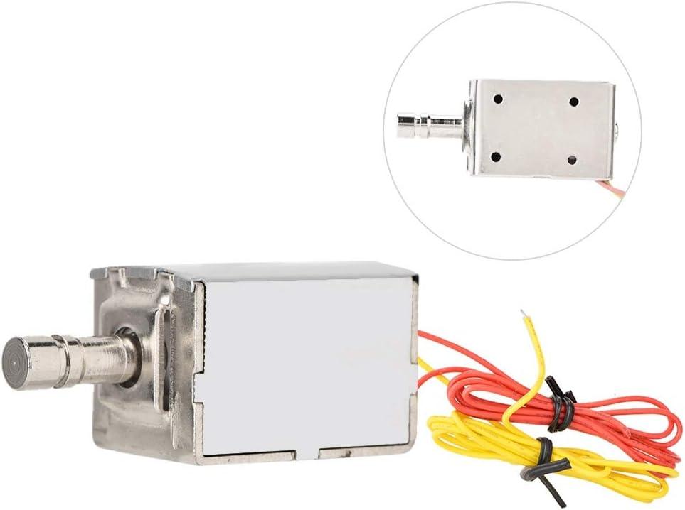 Storage Shelf DC 12V Micro Electric Lock Cabinet Drawer Door Lock for Cabinet Door Box Electromagnetic Lock Drawer