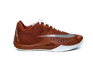 eac7736049cf0 NIKE Men's Hyperlive TB Basketball Shoes-Black/White