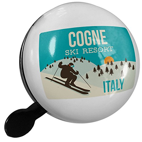 Small Bike Bell Cogne Ski Resort - Italy Ski Resort - NEONBLOND by NEONBLOND