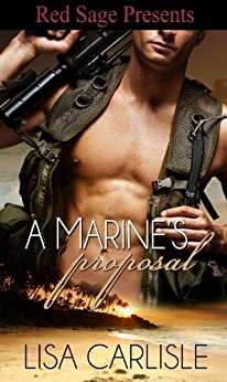 A Marine's Proposal by [Carlisle, Lisa]