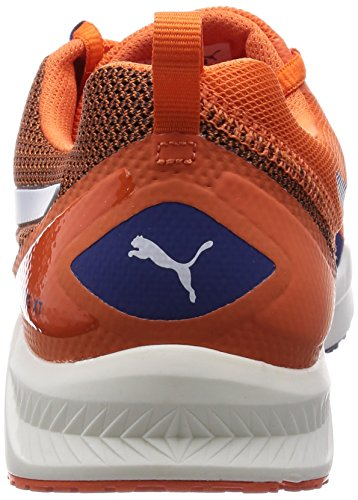 ... Puma Mens Antennes Xt-m Vermillion Orange / Sodalitt Blå ...