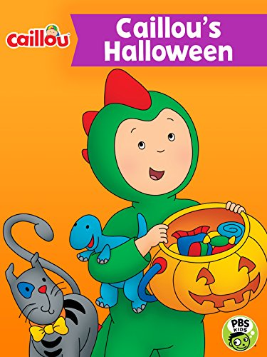 Caillou: Caillou's Halloween]()