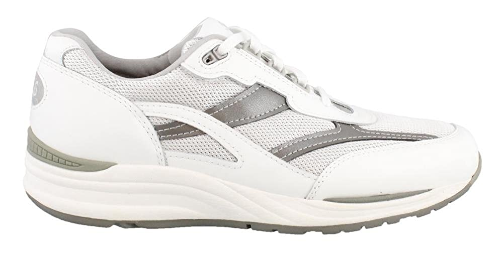 Journey Mesh Walking Sneakers White