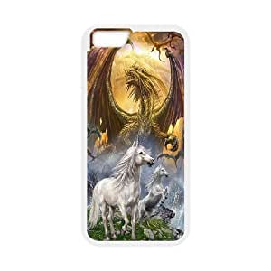 CHENGUOHONG Phone CaseAmazing Unicorn For Apple Iphone 6 Plus 5.5 inch screen Cases -PATTERN-18