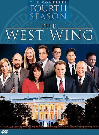 WEST WING-COMPLETE 4TH SEASON (DVD/6 DISC/WS/ENG-FR-SP SUB) WEST WING-COMPLETE 4TH SEASON (DVD/6 DI