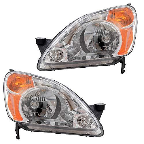 2003 honda crv headlight assembly - 1