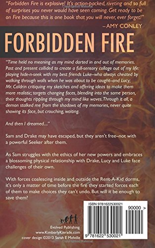 Forbidden Fire (Forbidden Trilogy, #2): Amazon.es: Kimberly ...
