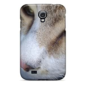 Defender Case With Nice Appearance (cute Cat) For Galaxy S4