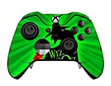 Wicked Witch with Red Shoes Quote Design Print Image Xbox One Elite Controller Vinyl Decal Sticker Skin by Trendy Accessories