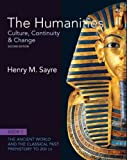 Humanities : CULTURE CONTINUITY BKS 1 2 And 3, Sayre and Sayre, Henry M., 0205183077