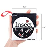 teytoy My First Soft Book, 6 PCS Nontoxic Fabric