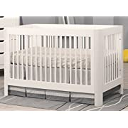 Sorelle Chandler Crib, White