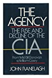 Book cover for Agency: The Rise and Decline of the CIA
