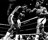 #5: Muhammad Ali & Joe Frazier 8x10 Reprint Photo - Mint Condition