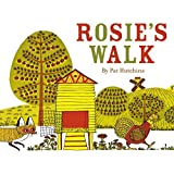 (Rosie's Walk) By Pat Hutchins (Author) Paperback on (Mar , 2009)