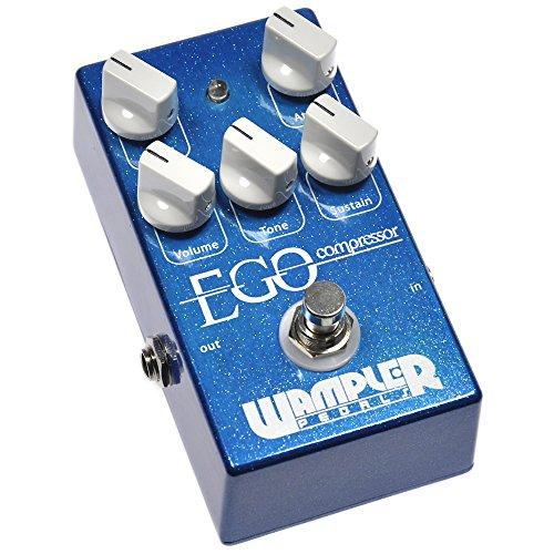 - Wampler Ego Compressor Guitar Effects Pedal