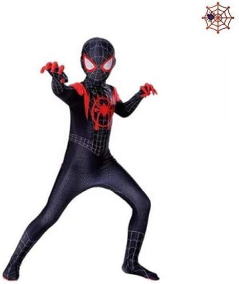 SPIDER Bambini Insetto Animale Costume Bambini Ragazzi Ragazze Costume Vestito a media 5