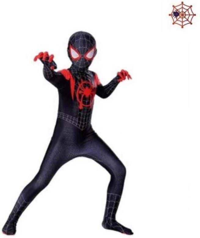 Traje De Spiderman Niños Adultos Impreso En 3D Spiderman En El ...