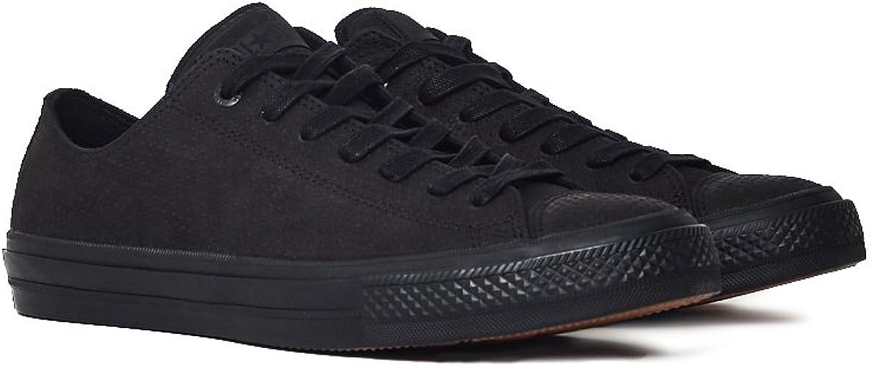 Converse , Baskets pour Homme - Noir - Noir,: Amazon.fr ...