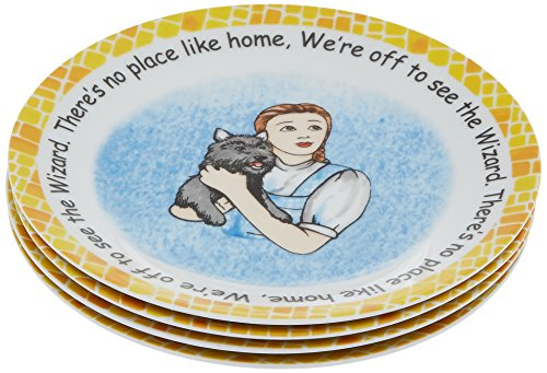 Wizard Of Oz Collectible Plates - 2