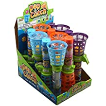 Kidsmania Pop Catch Game With Lollipop 12 Count ( New From Candy World)