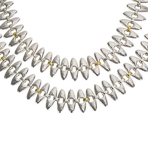 Gemma by WP Diamonds Gurhan Sunflower Necklace in Sterling Silver