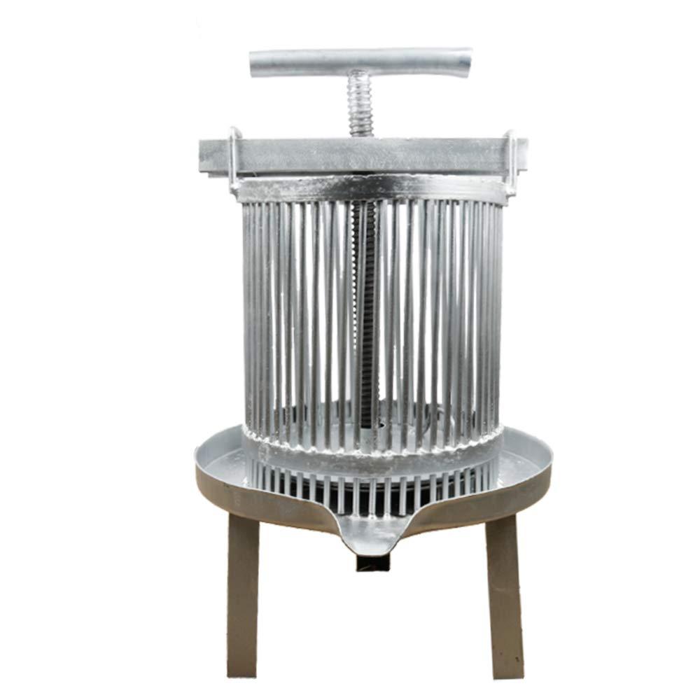 HDWP-005 圧縮製蝋器 ワックス押え ハニーワックスプレス 鉄鋼 养蜂器具 養蜂家 ビー シルバーレッグ シルバーレッグ B07CJRQVDZ