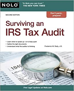Book Surviving an IRS Tax Audit 2nd edition by Daily J.D., Frederick (2010)
