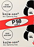 #10: Kojie San Lightening Soap - Pack of 2 65g