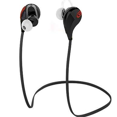 Cootree inalámbrico 4.0 Deportes Auriculares con micrófono para teléfonos inteligentes y dispositivos inalámbricos