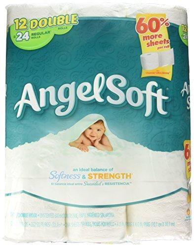 (Georgia-Pacific Consumer Products 77377 77377/77136 Soft Bath Tissue, White)