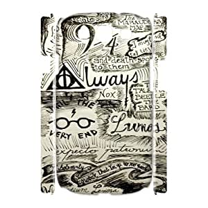 DDOUGS I harry potter Brand New Cell Phone Case for Samsung Galaxy S3 I9300, DIY Samsung Galaxy S3 I9300 Case