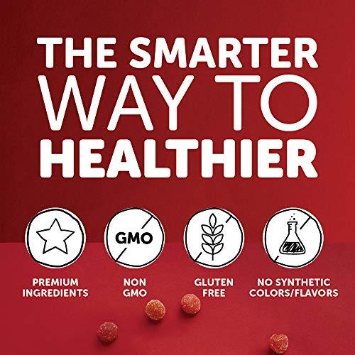 SmartyPants Kids Complete Cherry Berry Daily Gummy Vitamins: Gluten Free, Multivitamin & Omega 3 Fish Oil (DHA/EPA Fatty Acids), Methyl B12, Vitamin D3, Non-GMO, 120 Count (30 Day Supply) للبيع