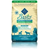 BLUE Basics Limited Ingredient Diet Adult Large Breed Grain Free Lamb & Potato Dry Dog Food 22-lb