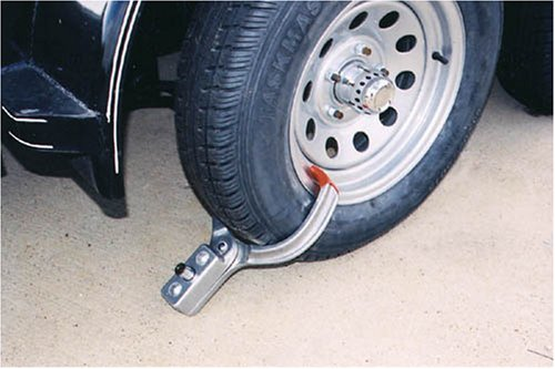 Blaylock American Metal EZ-300 Wheel Lock