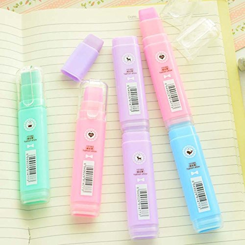 Creative Writing Stationery Multicolored Erasers