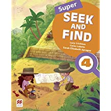 Super Seek and Find. Student's Book (+ Digital): Volume 4