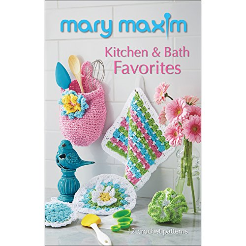 Mary Maxim 23682 Mary Maxim 23682 Books Kitchen And Bath Favorites For Sale Cheap
